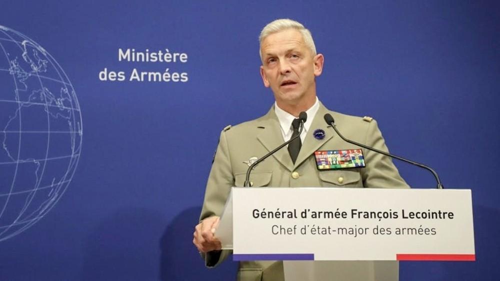 """قائد الجيش الفرنسي: الوضع بالخليج """"لن يخرج عن السيطرة"""""""
