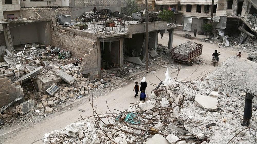 انفجار عند مدخل عفرين.. مقتل 11 شخصاً وإصابة آخرين