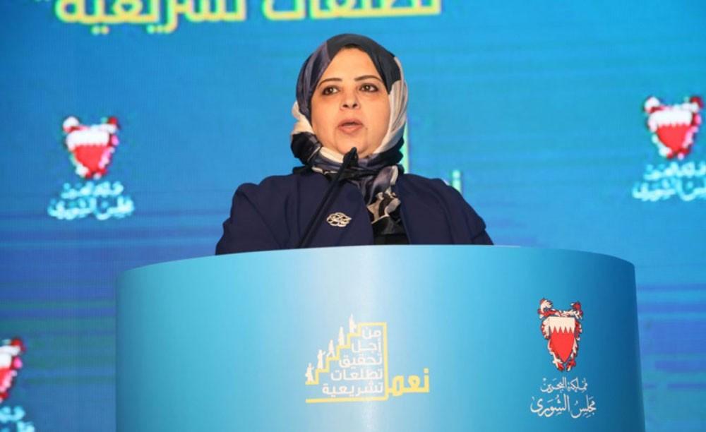 دلال الزايد: مجلس الشورى يطلق المجموعة التشريعية الكاملة لذوي الإعاقة