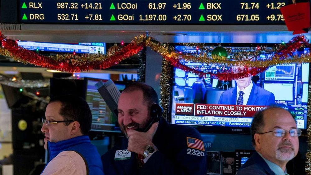 صناديق الأسهم الأميركية تجتذب 1.7 مليار دولار في أسبوع
