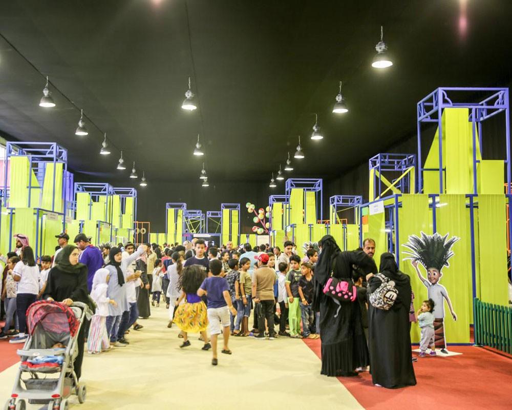 صيف البحرين يختتمُ نصفهُ الأول باستقطاب أكثر من 38ألف زائر