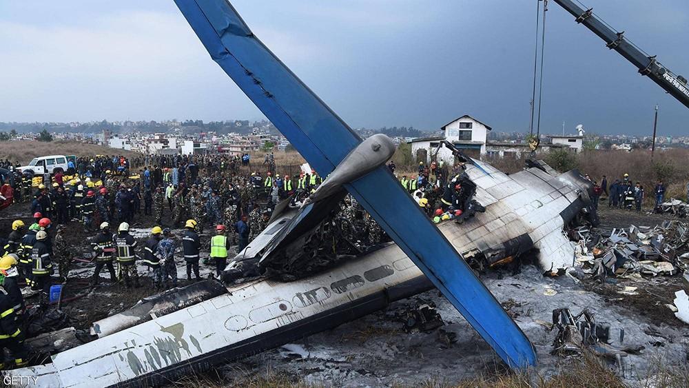 مقتل 9 في تحطم طائرة صغيرة تقل مظليين بالسويد