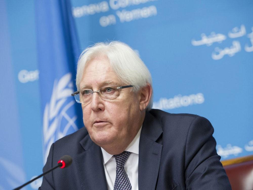 غريفثس: الحديدة هي البوابة المحورية للسلام في اليمن