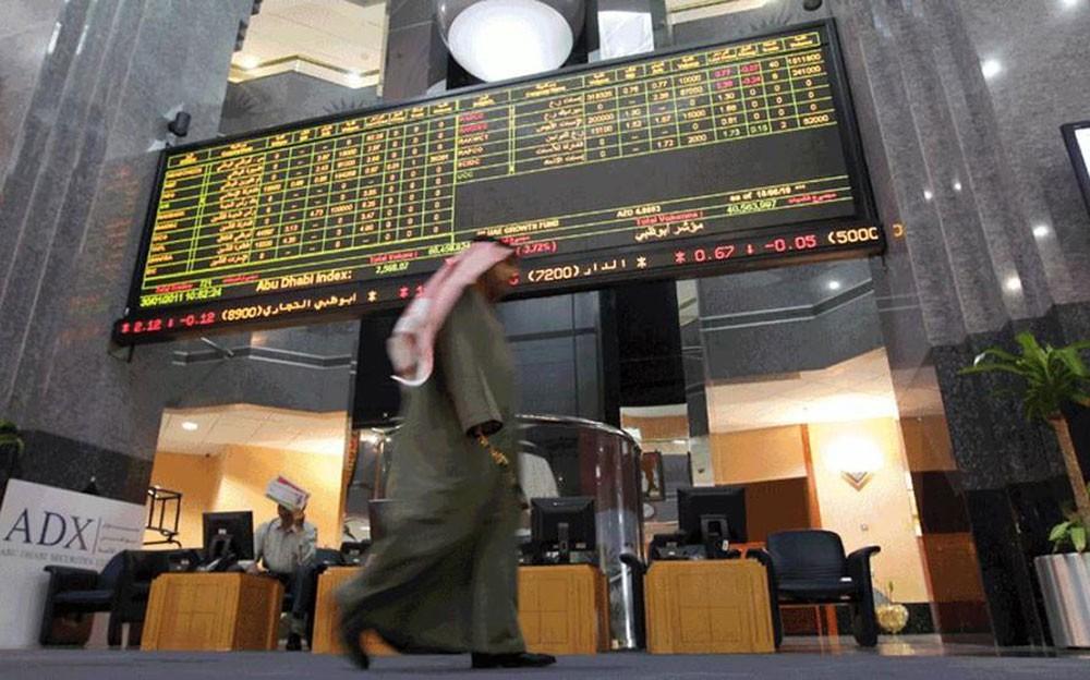 سوق أبوظبي يرتفع بقوة بدعم من البنوك