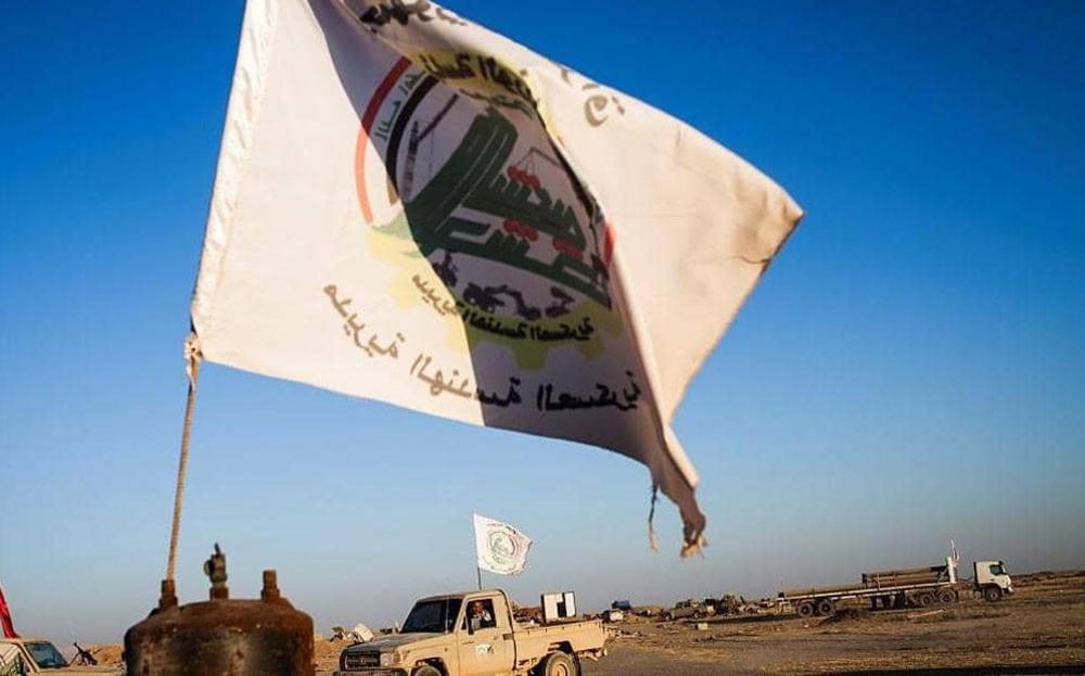 العراق.. طائرة مسيرة تقصف معسكرا لميليشيا الحشد الشعبي