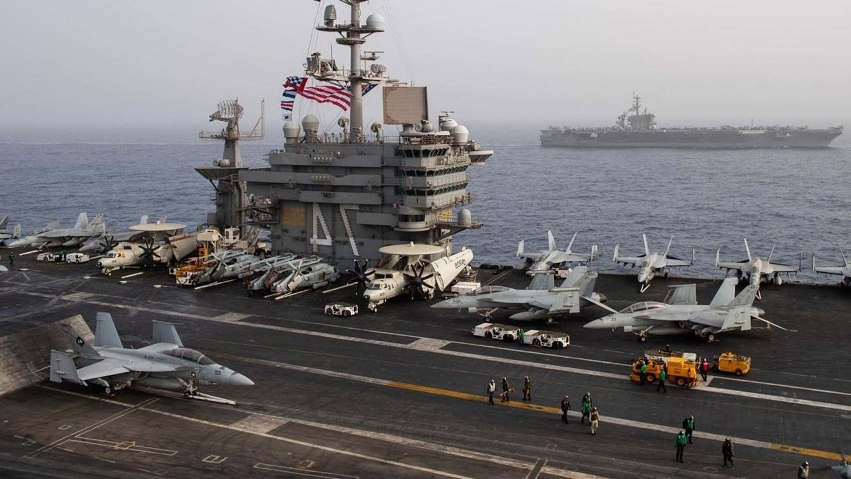 تقرير: قوة نارية غربية جبارة تنتظر إيران إذا تمادت