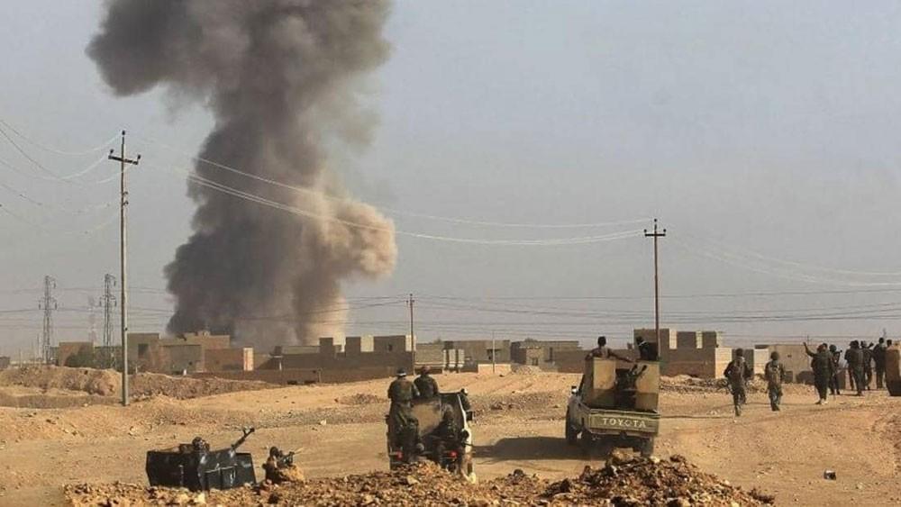 """العراق يطلق المرحلة الثانية من """"إرادة النصر"""""""