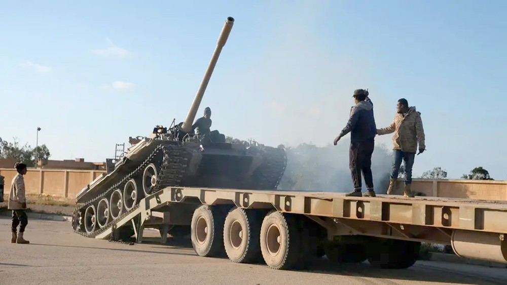جيش ليبيا: نستعد للقضاء على الميليشيا التركية القطرية