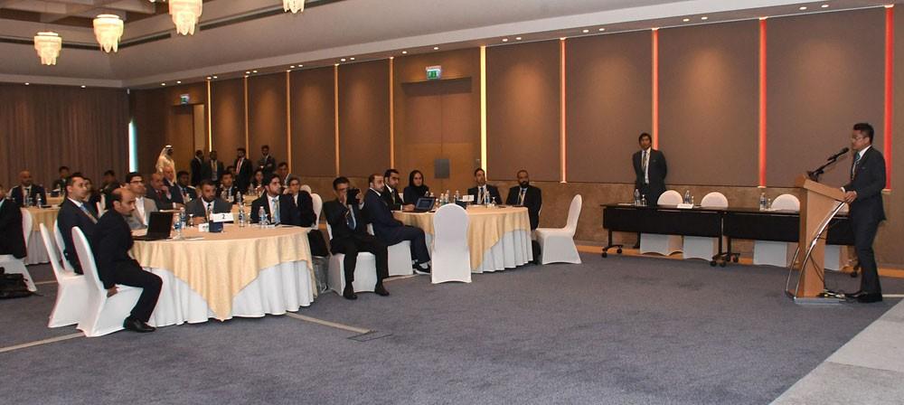 افتتاح الدورة الآسيوية لمراقبي المباريات