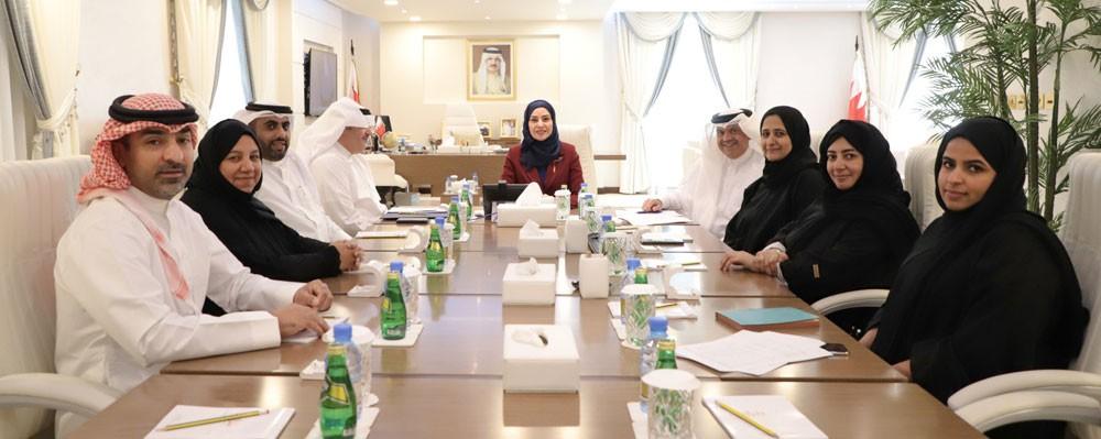 """مشاركة نيابية في """"جائزة الأميرة سبيكة لتقدم المرأة البحرينية"""""""