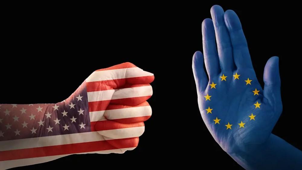 أوروبا تهدد بفرض رسوم على سلع أميركية بـ35 مليار يورو