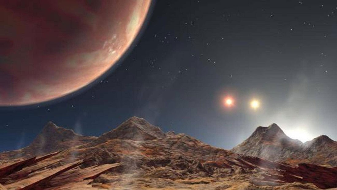 ناسا تكتشف كوكبا جديدا بثلاث شموس