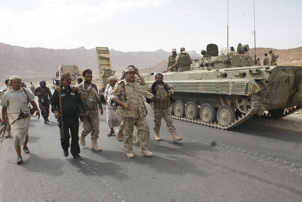 تحرير مواقع جديدة ومقتل 20 حوثياً في الضالع