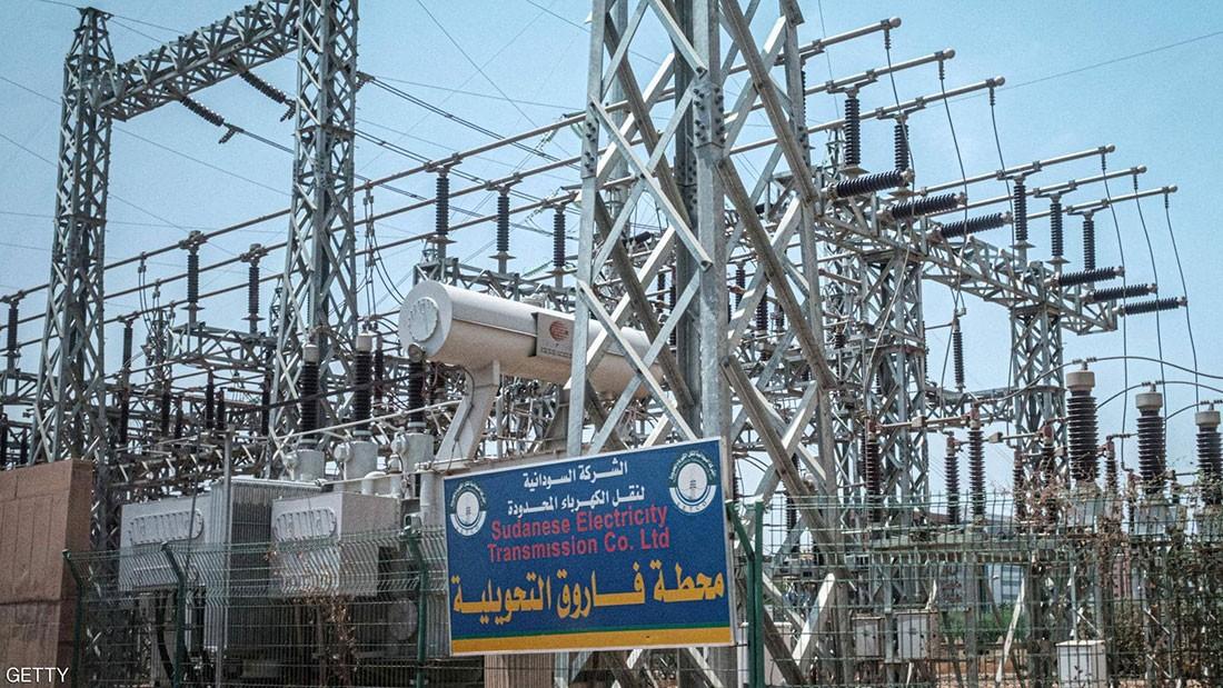 مصدر دبلوماسي: كهرباء إثيوبيا تعود للسودان خلال أسابيع