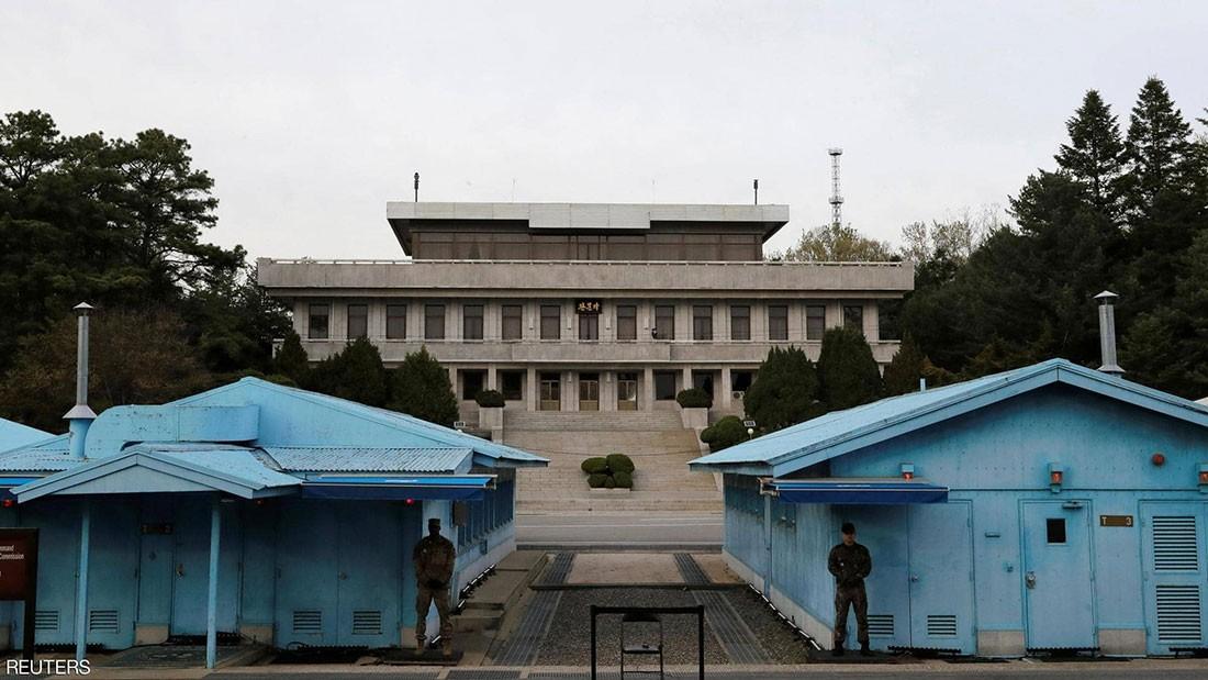 """جندي كوري شمالي يهرب عبر """"المنطقة المحرمة"""""""