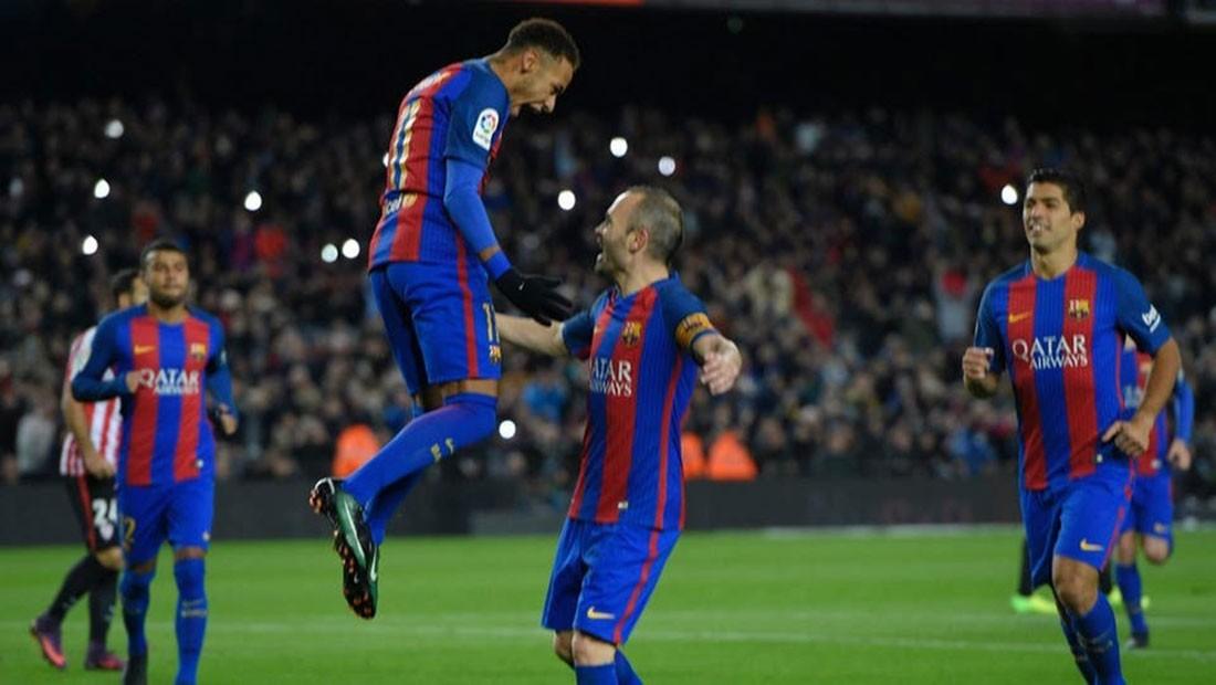 """إنييستا: عودة نيمار إلى برشلونة.. """"غير ضرورية"""""""
