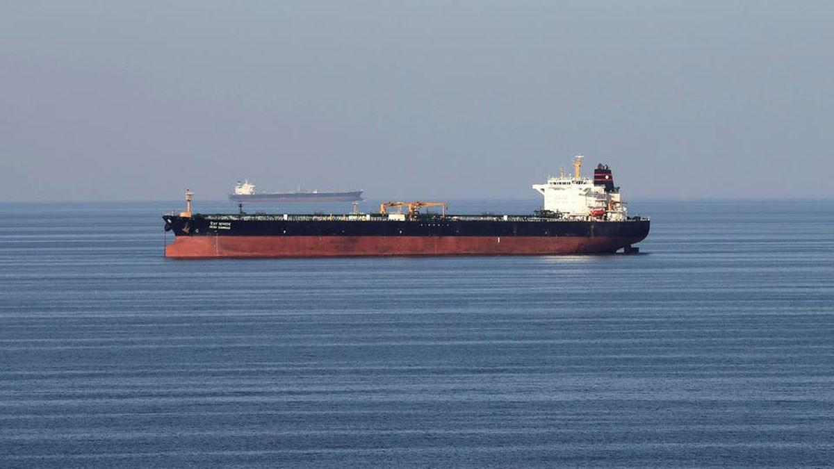 الحرس الثوري يعلن احتجاز سفينة أجنبية في مياه الخليج