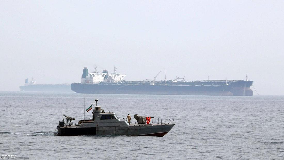 العراق ينفي ملكية ناقلة النفط المحتجزة لدى إيران