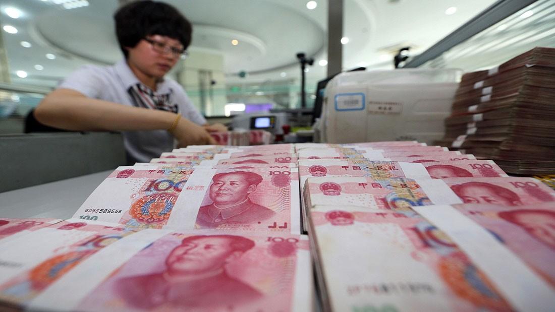 اليوان الصيني عند أقل مستوى في 11 عاماً مع اشتداد الحرب التجارية