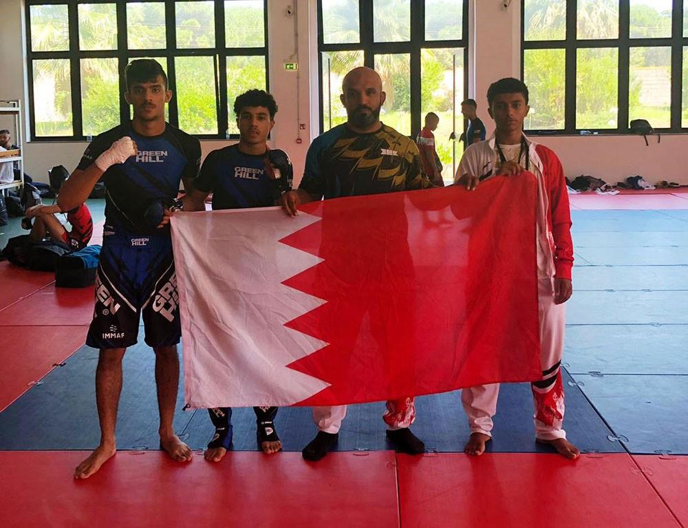 سلمان بن محمد: MMA البحرينية تؤكد حضورها القوي دوليا