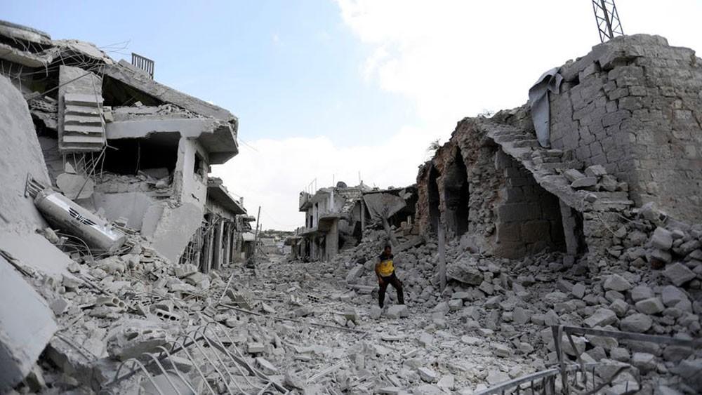 قوات الأسد تعلن استئناف العمليات العسكرية في إدلب
