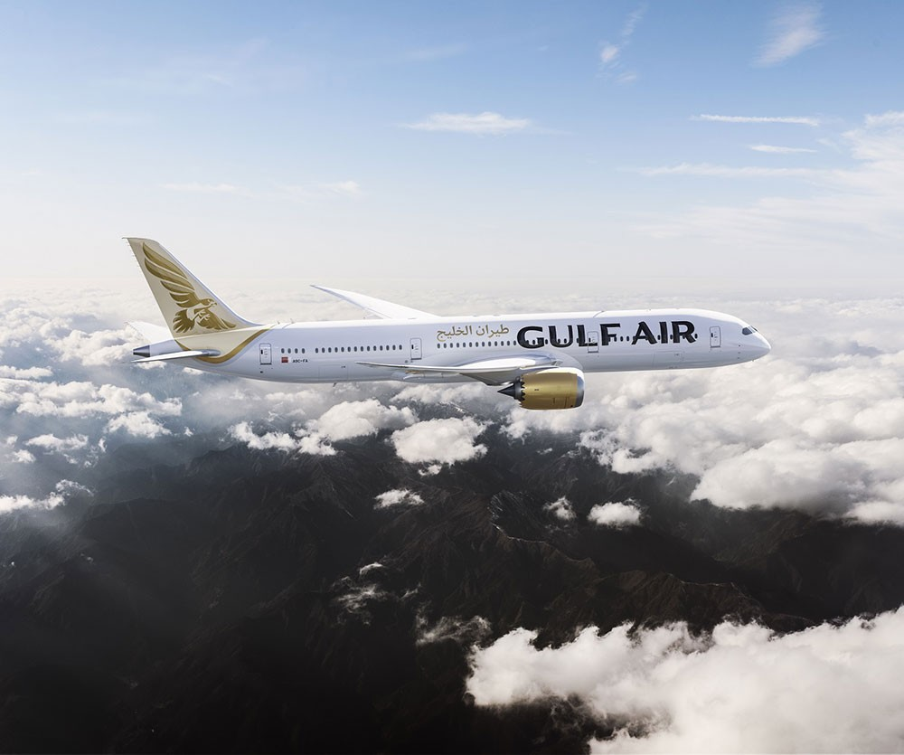 طيران الخليج تحقق نتائج مذهلة في عامل إشغال المقاعد