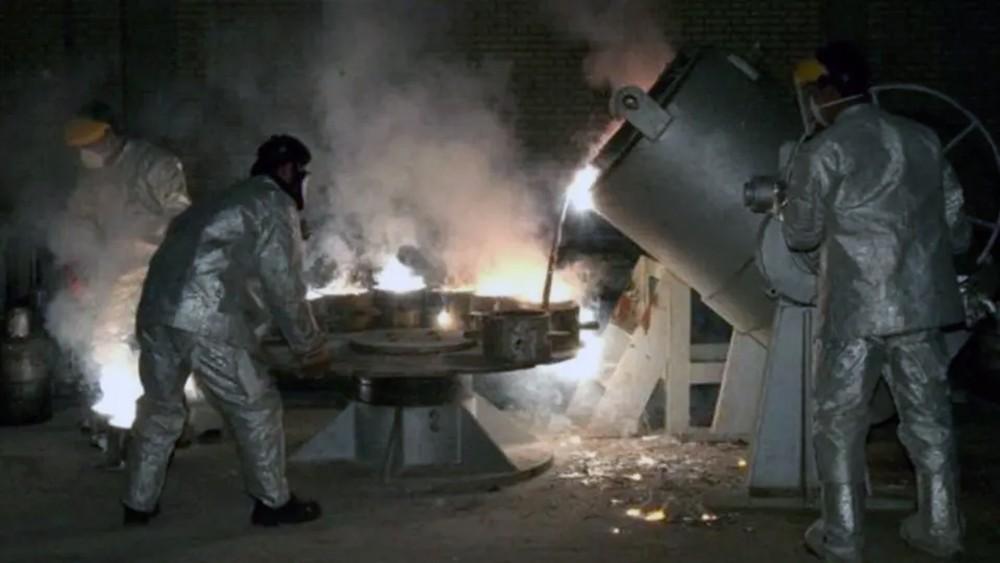 """طهران تقلص التزاماتها.. """"نحتفظ بـ300 كلغ من اليورانيوم"""""""