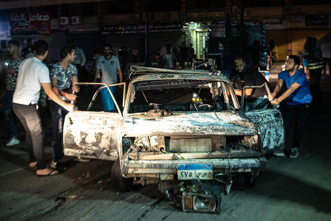 مجلس الأمن يدين الحادث الإرهابي في القاهرة