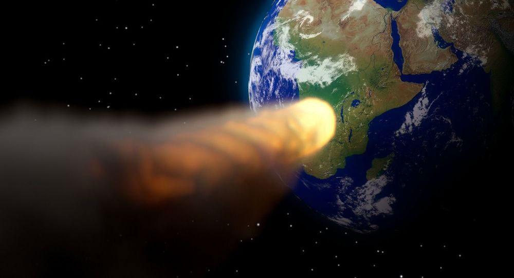 كويكب أكبر من هرم خوفو يقترب من الأرض