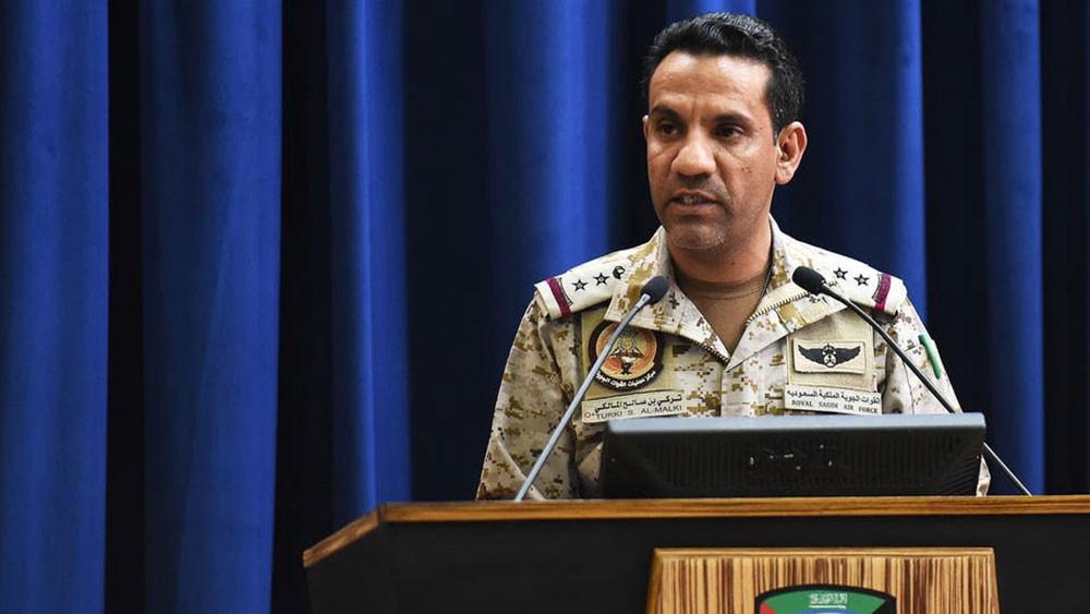 """إسقاط """"مسيّرة"""" أطلقها الحوثيون من صنعاء باتجاه السعودية"""