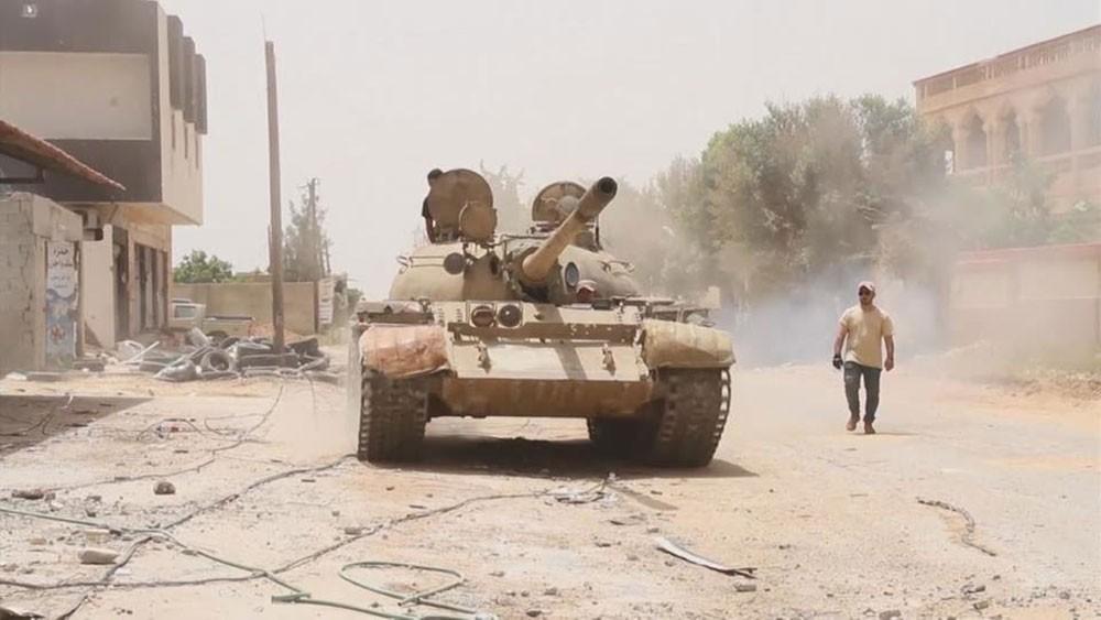 دعوات دولية لإرساء هدنة ليبيا.. والأمم المتحدة: لن ننسحب