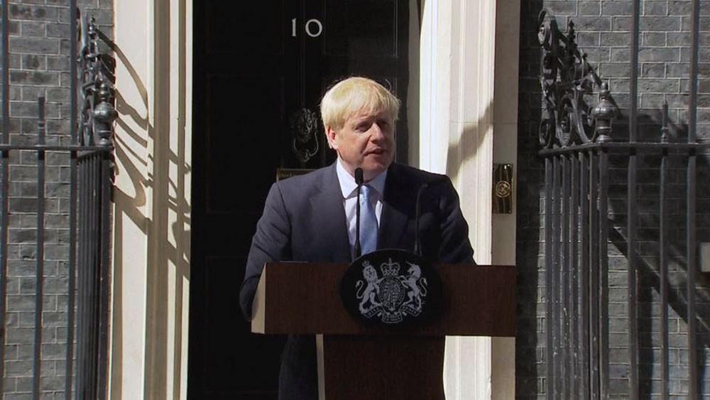 """لندن: يجب على طهران الكف عن """"زعزعة الاستقرار"""""""