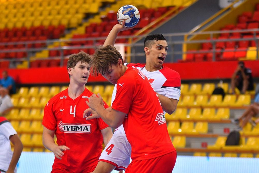 منتخب الناشئين يخسر أمام عمالة الدنمارك في مونديال العالم لكرة اليد