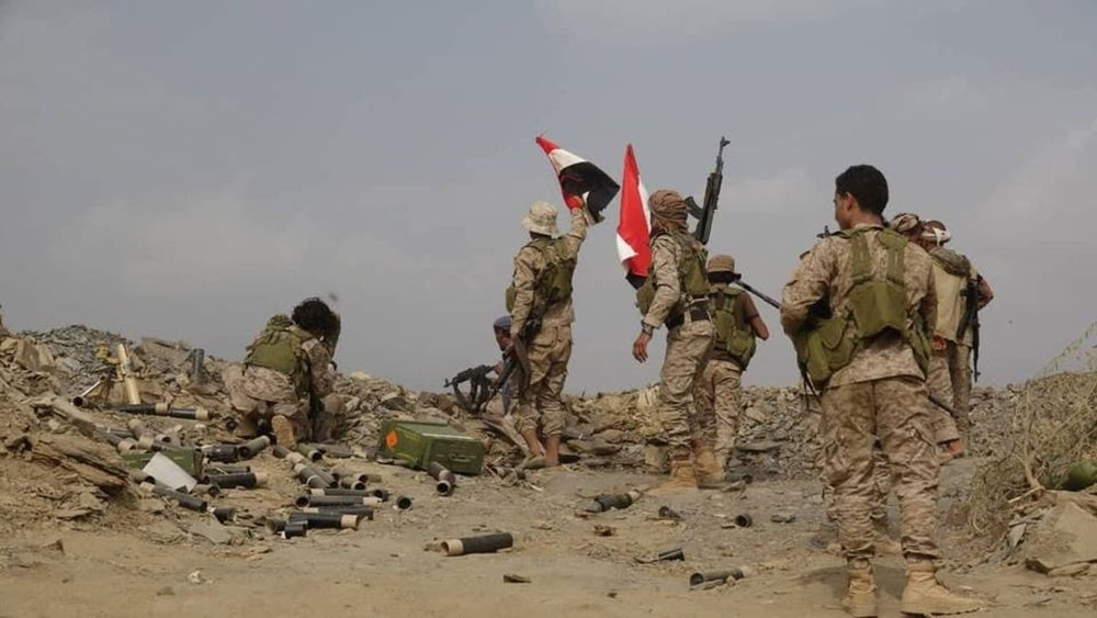 قوات الجيش اليمني تحقق تقدماً بمعقل الحوثيين في باقم