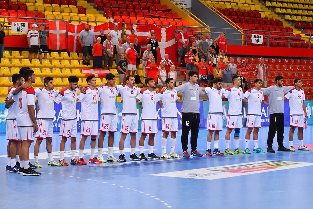 ناشؤو اليد يلاقون صربيا في منافسات كأس الرئيس