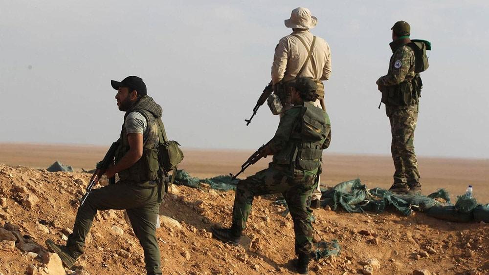 """مقتل 10 """"دواعش"""" بإنزال قوات عراقية في الأنبار"""