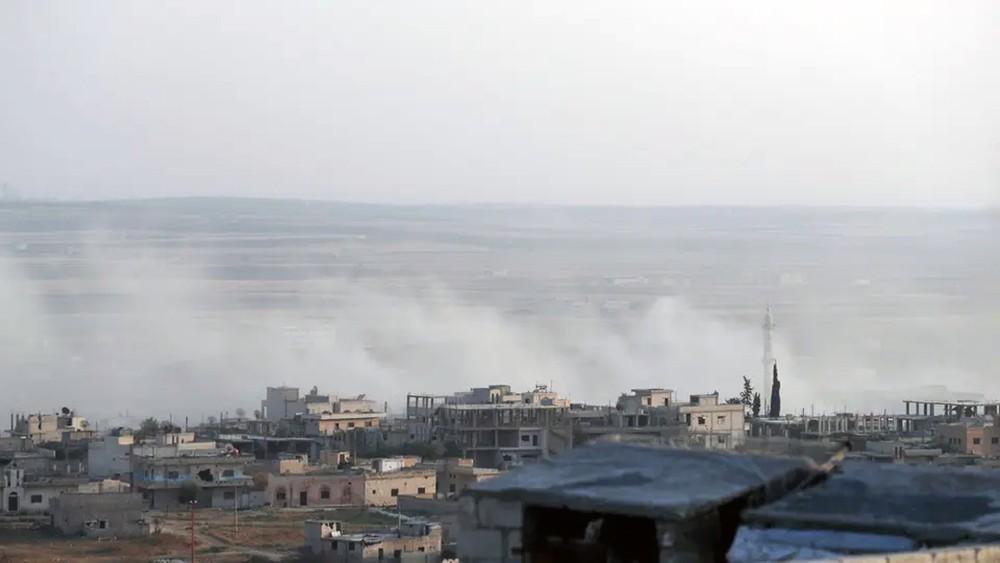 60 قتيلاً باشتباكات في شمال غرب سوريا