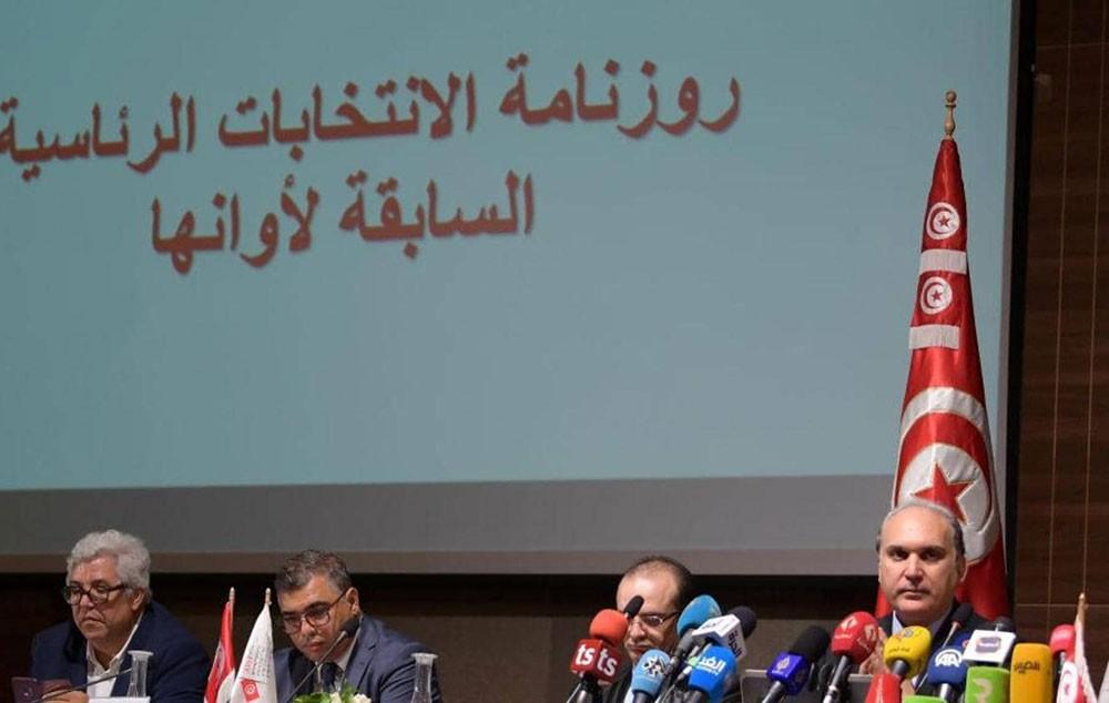 هيئة الانتخابات تقبل 26 مرشحا لرئاسة تونس