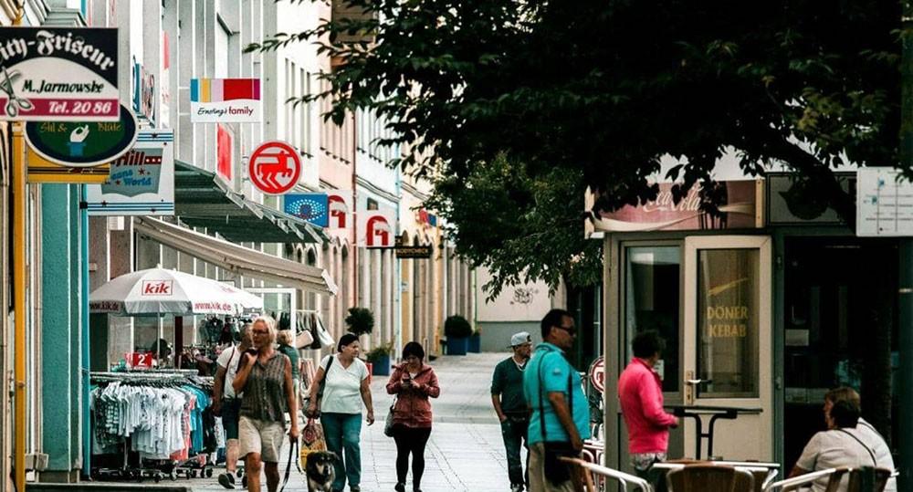 """الانكماش """"يضرب"""" الاقتصاد الألماني"""