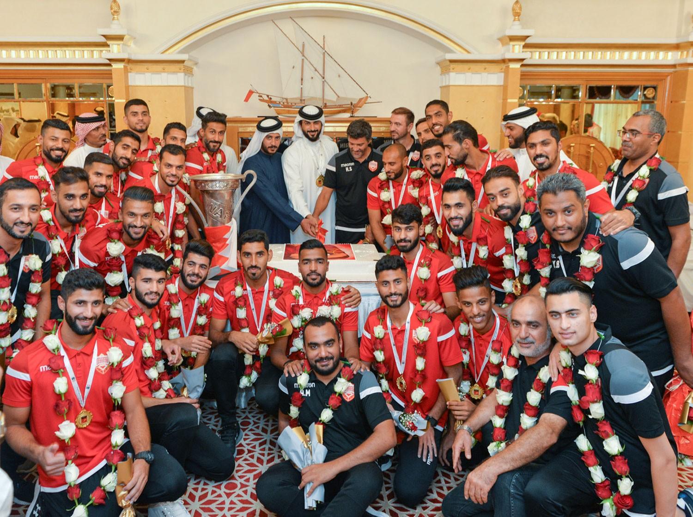 ناصر بن حمد : الانتصار حقق للمملكة الميدالية الذهبية في العصر الذهبي