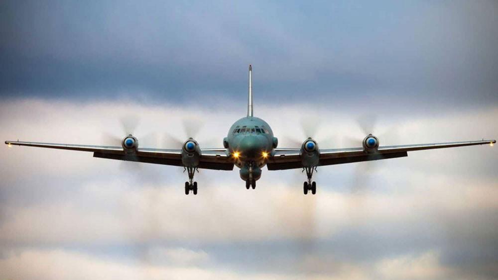 """رصد """"طائرة تجسس روسية"""" قرب قاعدة حيوية للجيش الأميركي"""