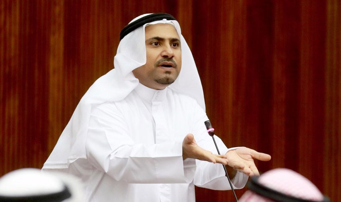 العسومي مهنئاً رئيس الوزراء الموقر: سموّه مثالاً يحتذى به في تعزيز الأمن والسلام