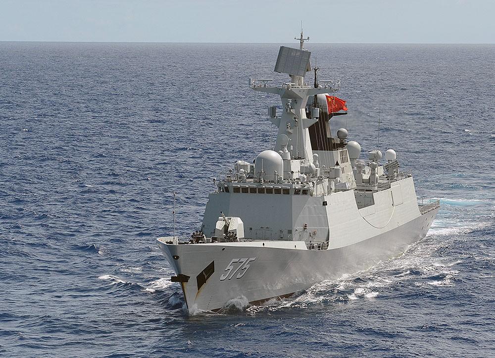 تقرير يحذر من ضمور عسكري أميركي في مواجهة الصين