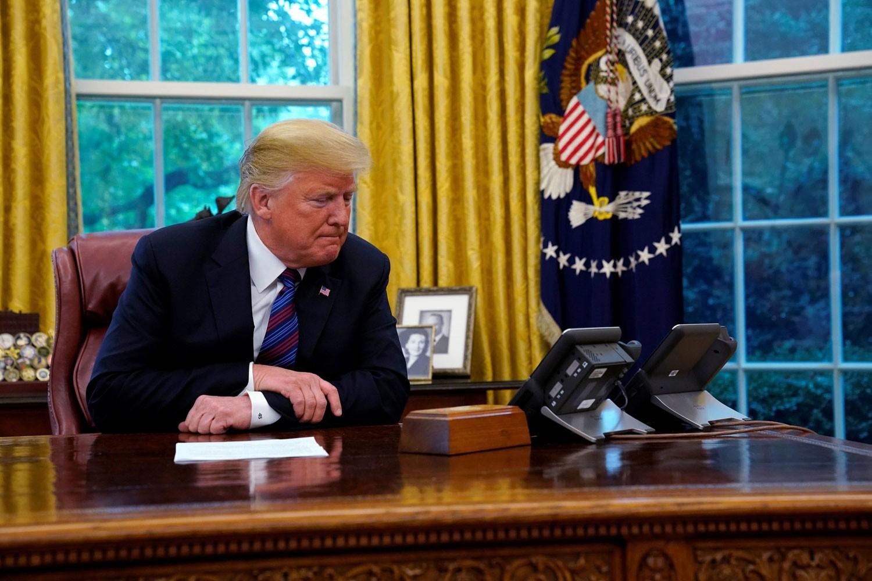 ترمب: إيران ترغب بالمحادثات لكن لا تعرف كيف