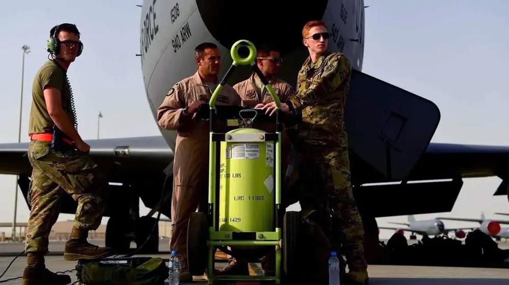 واشنطن بوست: أكبر قاعدة أميركية بالشرق الأوسط تزداد توسعاً