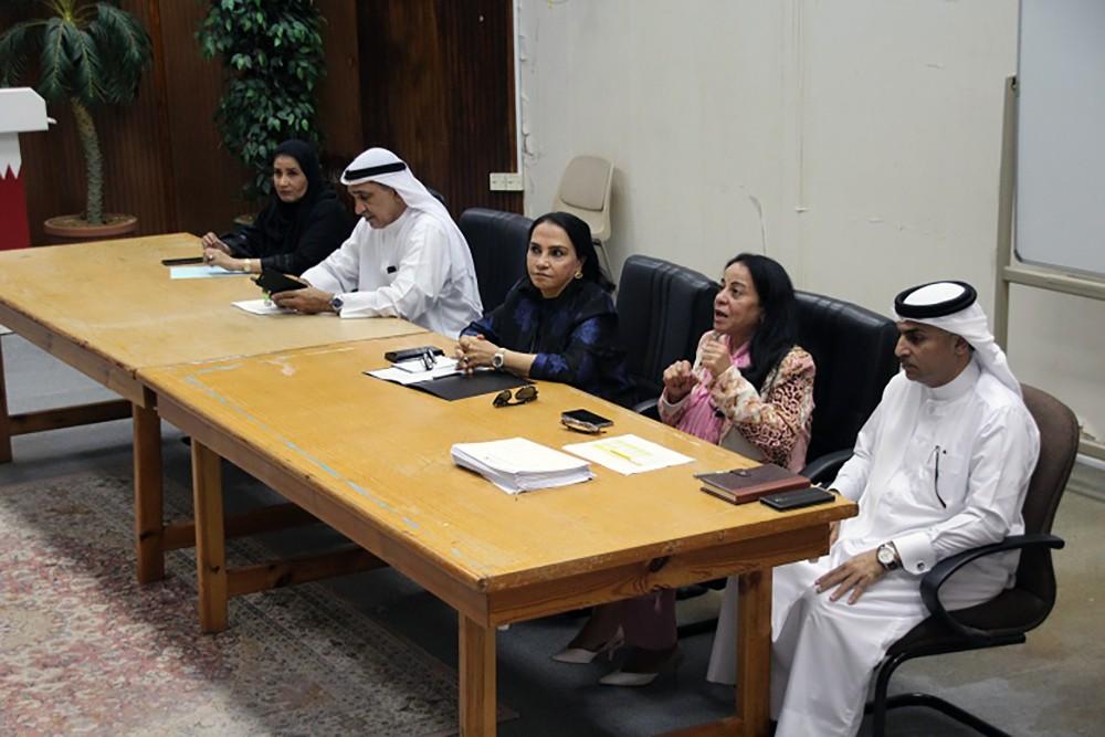 التربية تعقد لقاءً تعريفياً للمديرين والمديرين المساعدين المستجدين