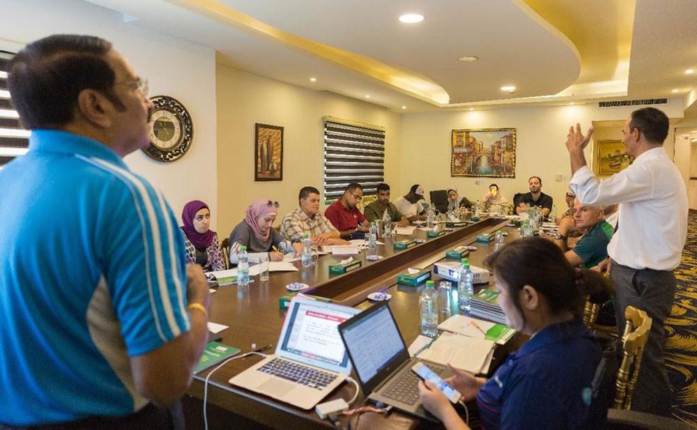 انطلاق البطولة العربية للناشئين للريشة الطائرة بالأردن اليوم
