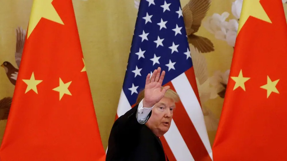 في أحدث رد انتقامي.. ترمب يصفع الصين