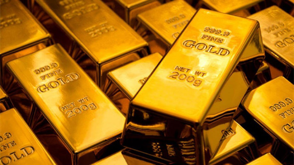 الذهب يتجاوز 1550 دولارا للمرة الأولى منذ عام 2013