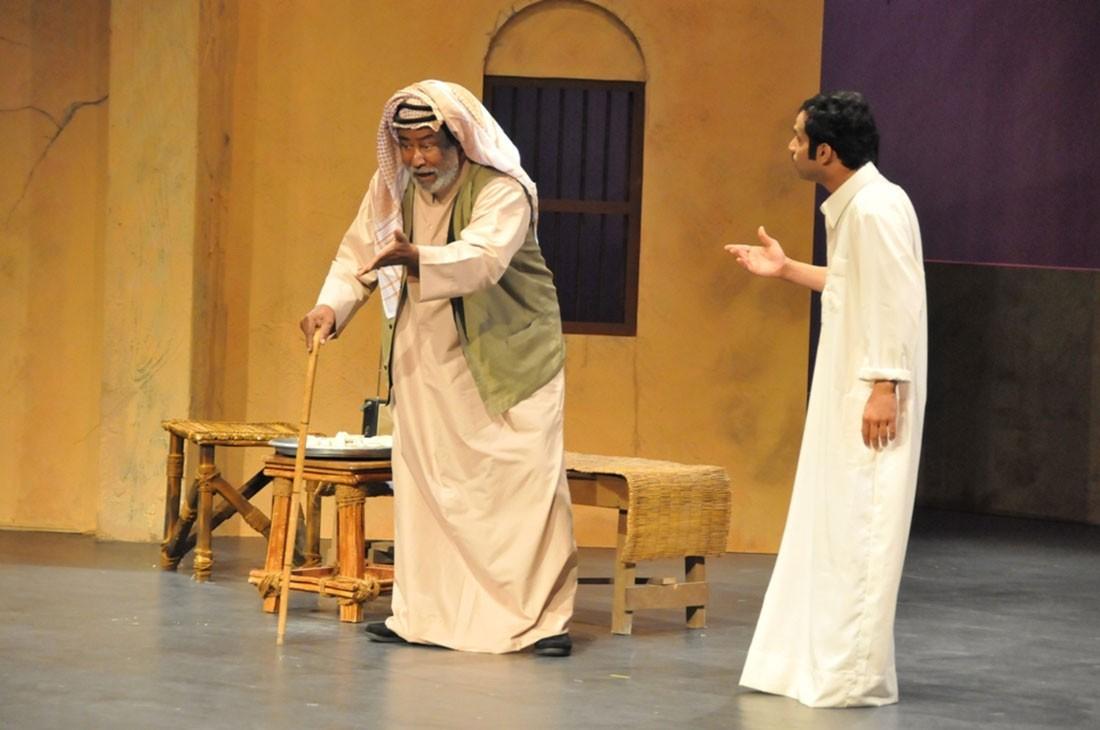 الفنان الراحل محمد عواد والتكنيك الداخلي للممثل